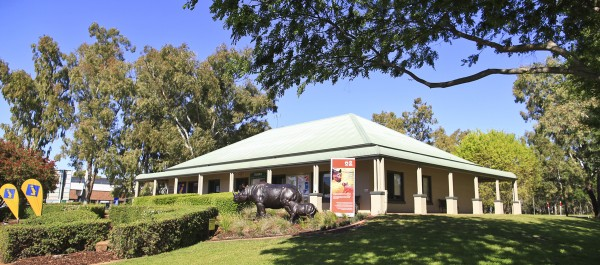 A photo of Dubbo accommodation