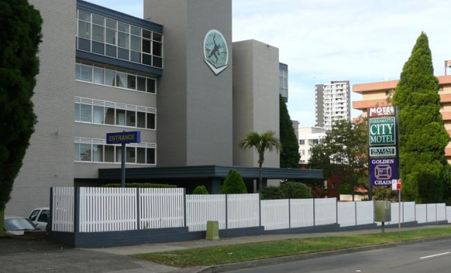 A photo of Parramatta City Motel accommodation - BookinDirect