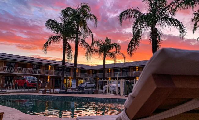 A photo of The Palms Motel Dubbo accommodation - BookinDirect