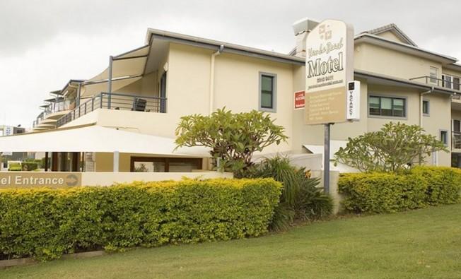 A photo of Yamba Beach Motel accommodation - BookinDirect