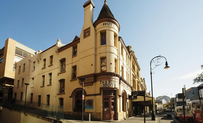 A photo of The Russell Hotel accommodation - BookinDirect