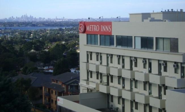 A photo of Metro Hotel Miranda accommodation - BookinDirect