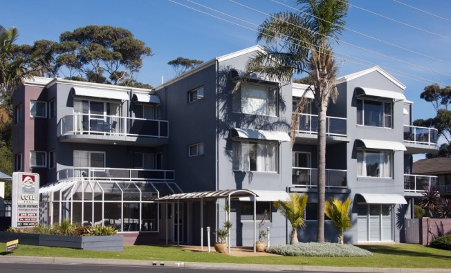 A photo of Mollymook Cove accommodation - BookinDirect