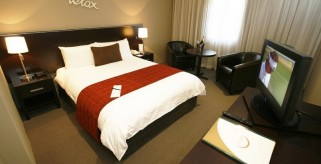 A photo of Best Western Sanctuary Inn accommodation - BookinDirect