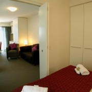 A photo of Metro Apartments on Bank Place accommodation - BookinDirect