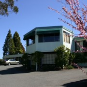 A photo of Blue Mountain Sky Rider Motor Inn accommodation - BookinDirect