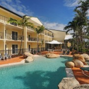 A photo of Cairns Queenslander Hotel & Apartments accommodation - BookinDirect