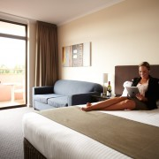 A photo of Adelaide Meridien Hotel & Apartments accommodation - BookinDirect