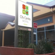 A photo of City Centre Motel accommodation - BookinDirect