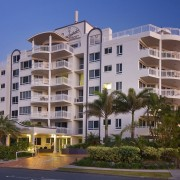 A photo of Beachside Resort accommodation - BookinDirect