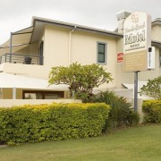 A photo of Yamba Beach Motel accommodation - BookinDirect