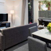 A photo of Meriton Suites Waterloo accommodation - BookinDirect