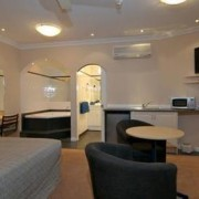 A photo of Katoomba Town Centre Motel accommodation - BookinDirect