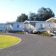 A photo of Swansea Gardens Lakeside Holiday Park accommodation - BookinDirect