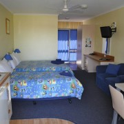 A photo of South Seas Motel & Apartments accommodation - BookinDirect