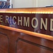 A photo of Richmond Inn accommodation - BookinDirect