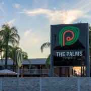 A photo of The Palms Motel Dubbo accommodation - BookinDirect