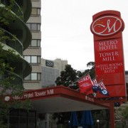 A photo of Metro Hotel Tower Mill accommodation - BookinDirect