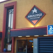 A photo of Airolodge International accommodation - BookinDirect